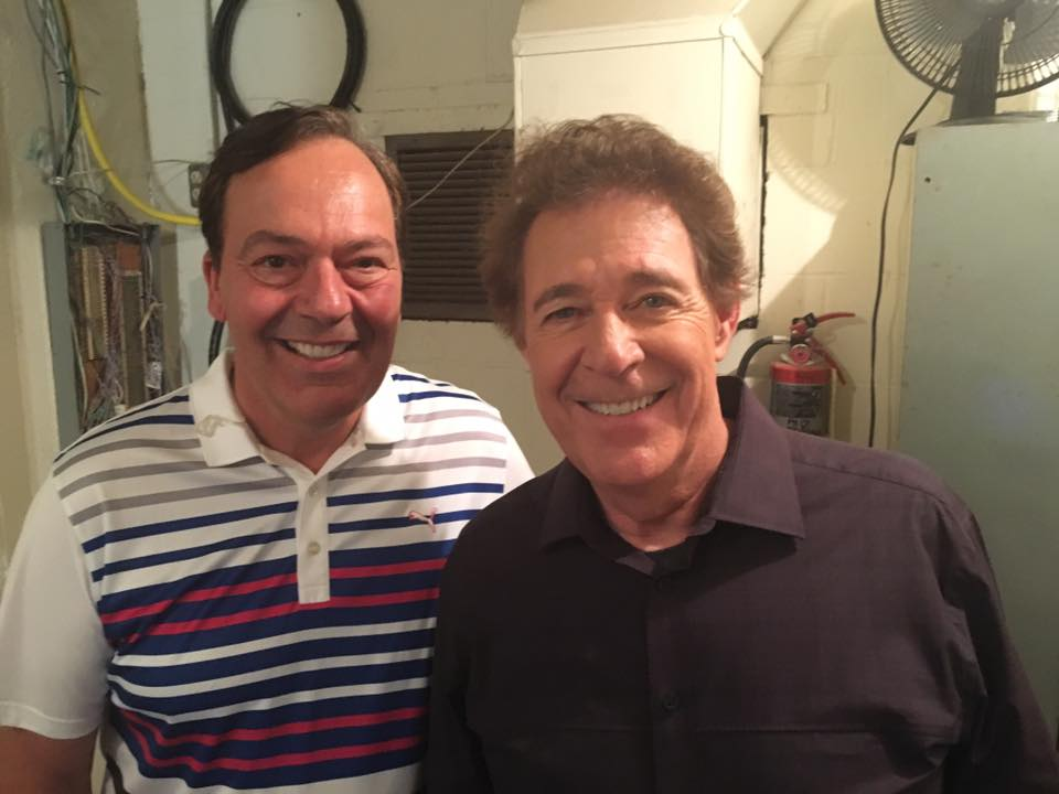 Joe and Greg Brady