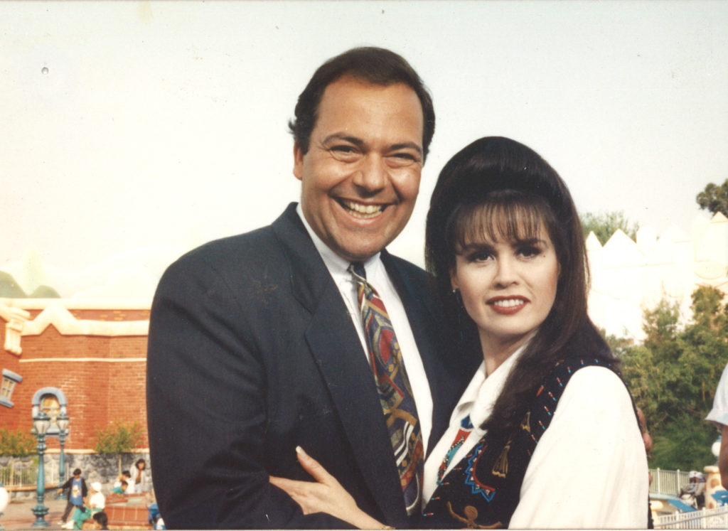 Joe and Marie Osmond